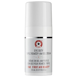 First Aid Beauty Eye Duty Triple Remedy Am Cream