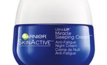 Garnier Anti-Fatigue Sleeping Cream Review: Would You Recommend It?