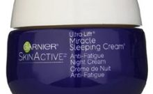 Garnier Ultra-Lift MiracleNight Cream Review: Would You Recommend It?