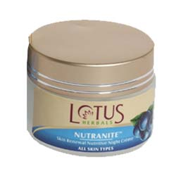 Lotus Skin Renewal Nutritive Night