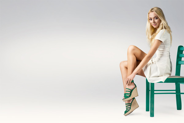 Green Footwear