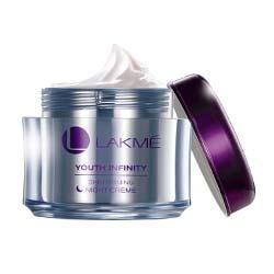 Lakmé Youth Infinity Skin Firming Night Crème