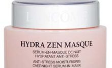Lancome Hydra Zen Night Masque Review: Is it for my skin type?