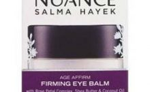 Nuance Salma Hayek Age Affirm Firming Eye Balm Review: Does it work?