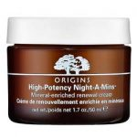 Origins High Potency Night-A-Mins Mineral-Enriched Renewal Cream Review
