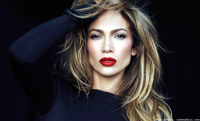 Jennifer Lopez Lipstick
