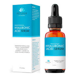 Petunia Skincare Professional Hyaluronic Acid Serum