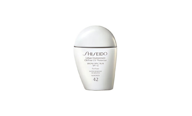 shiseido urban environment