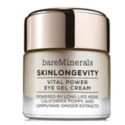 BAREMINERALS SkinLongevity Vital Power Eye Gel Cream