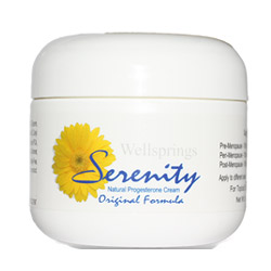 Wellsprings Serenity Cream