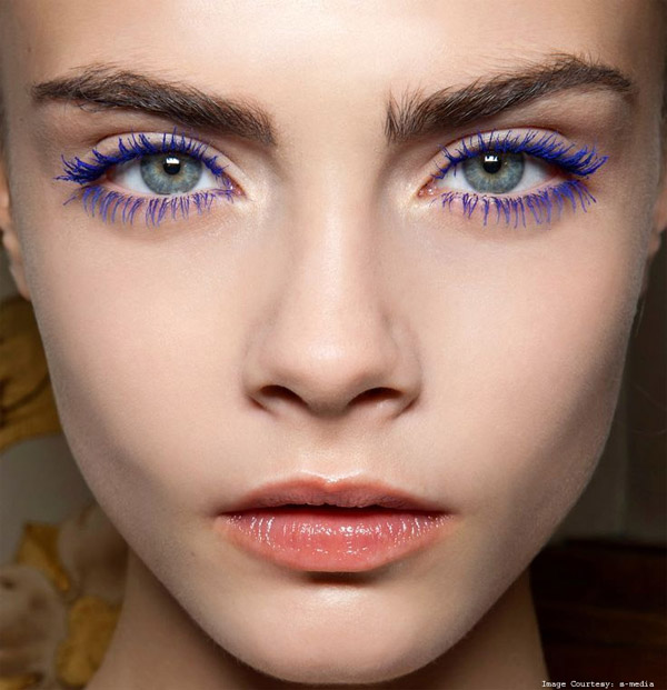 Cara Delevingne Amazing Colored Mascara