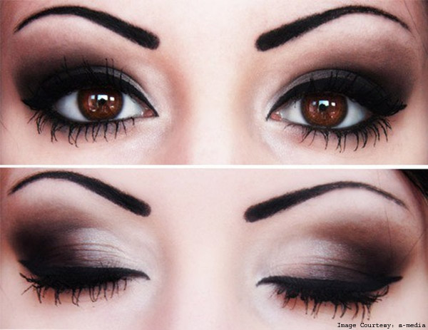 Match Your Mascara With The Eyeliner