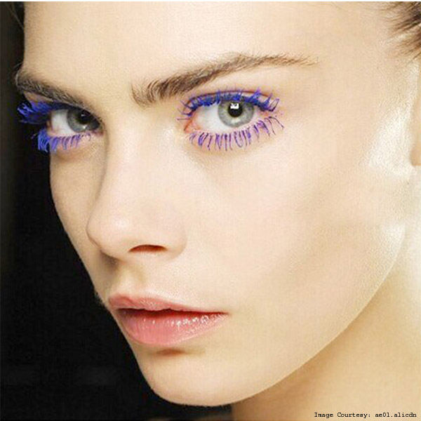 Contrast Mascara Colors