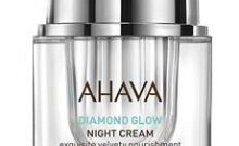 Ahava Diamond Glow Exquisite Night Cream Review : Ingredients, Side Effects, Detailed Review And More.