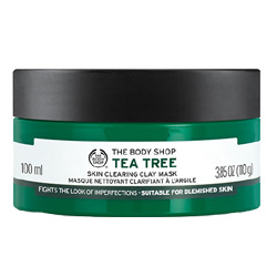 Body Shop Tea Tree Oil Face Mask
