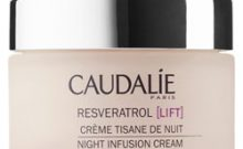 Caudalie Resveratrol Lift Night Infusion Cream Review: Does It Work?