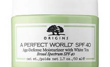 Origins Age Defense Moisturizer SPF 40 Review : Ingredients, Side Effects, Detailed Review And More