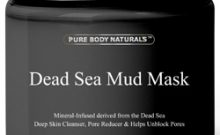 Pure Body Naturals Dead Sea Mud Mask Review: Is It Really Good?
