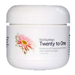Wellsprings Twenty to One Combination Cream
