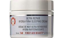 First Aid Beauty Ultra Repair Hydra-Firm Sleeping Cream Review
