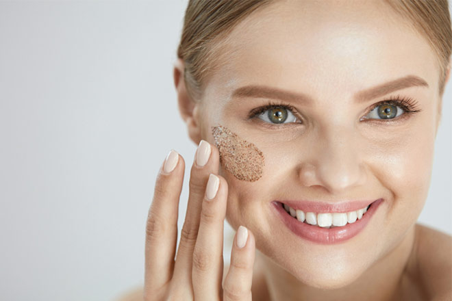 Kiehl's Corrective Skin Brightening Exfoliator Review