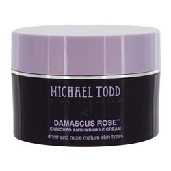 Michael Todd True Organics Damascus Rose Anti-wrinkle Cream