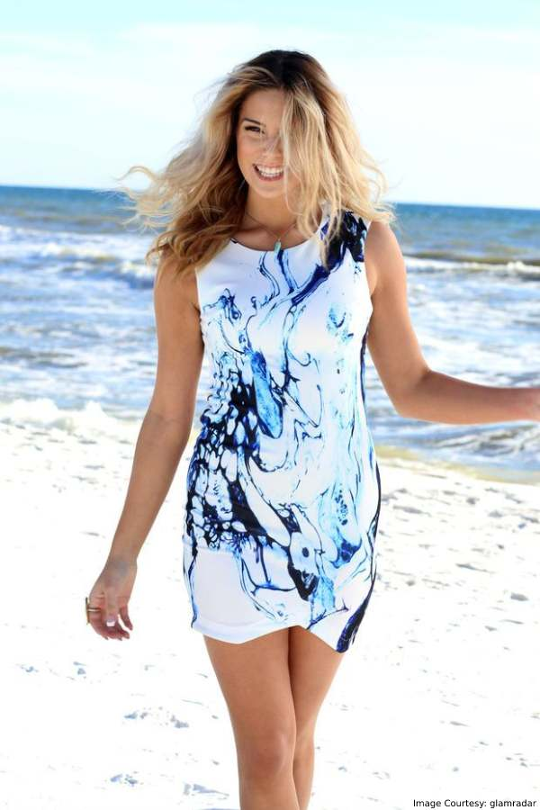 Nautical clothes - Marine-Inspired Prints