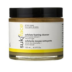 Sukí Exfoliate Foaming Cleanser