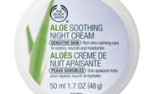 The Body Shop Aloe Soothing Night Cream Review: Ingredients, Side Effects, Detailed Review And More