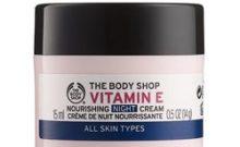 The Body Shop Vitamin E Nourishing Night Cream Review