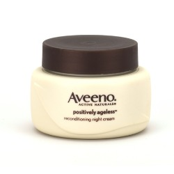 Aveeno Positively Ageless Reconditioning Night Cream