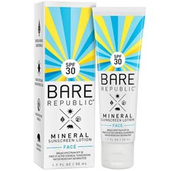 Bare Republic Tinted Sunscreen