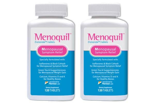 Best Menopause Supplements: Menoquil