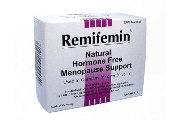 Best Menopause Supplements: Remifenin