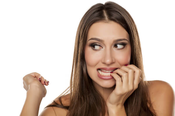 Biting Your Nails Can Lead To Dry Skin Around Fingernails
