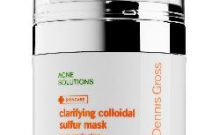 Clarifying Colloidal Sulfur Mask Review : Ingredients, Side Effects, Detailed Review And More.