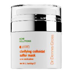 Clarifying Colloidal Sulfur Mask Review