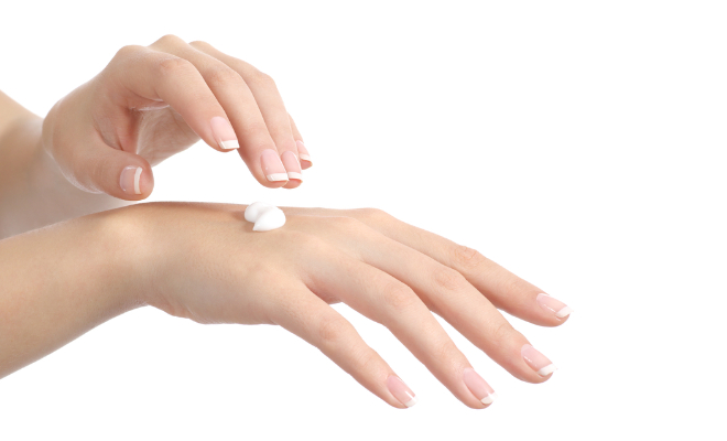 Dry Skin Around Nails Can Be Treated By Moisturizing Your Hands