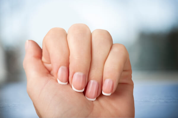 Dry Skin Around Fingernails