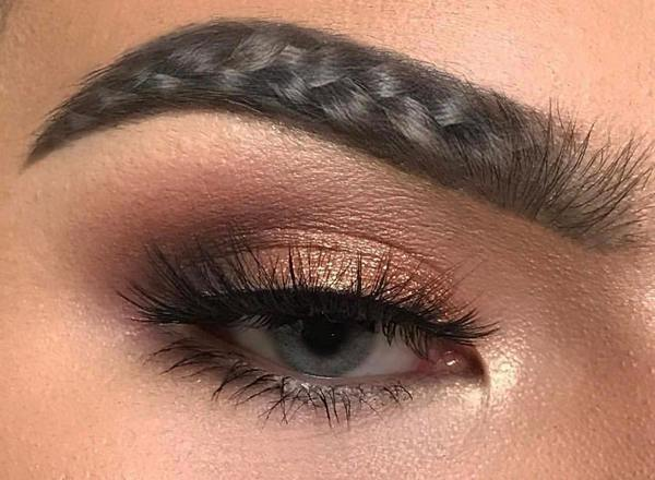 grow eyebrows and get braided brows