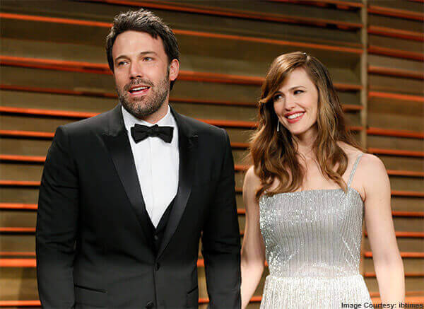 Gummy Smile Celebrities - Ben Affleck and Jennifer Garner