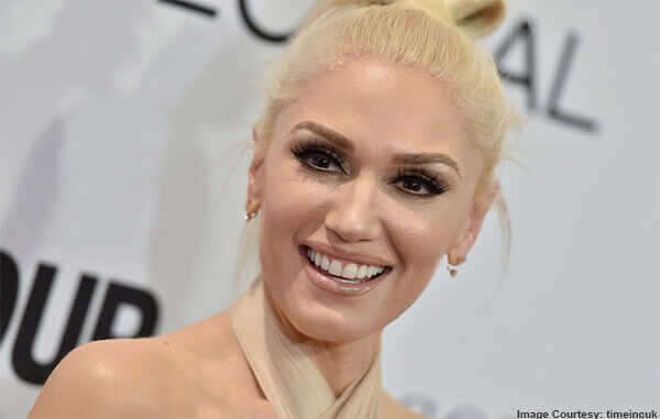 Gummy Smile Celebrities - Gwen Stefani