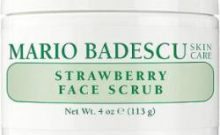 Mario Badescu Strawberry Face Scrub Review : Ingredients, Side Effects, Detailed Review And More