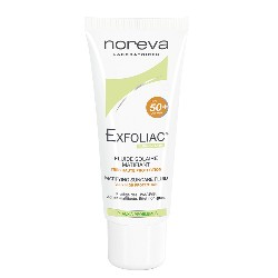 Noreva Exfoliac SPF 50 Review