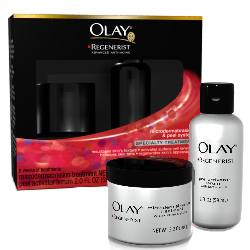 Olay Regenerist Peel Kit Review