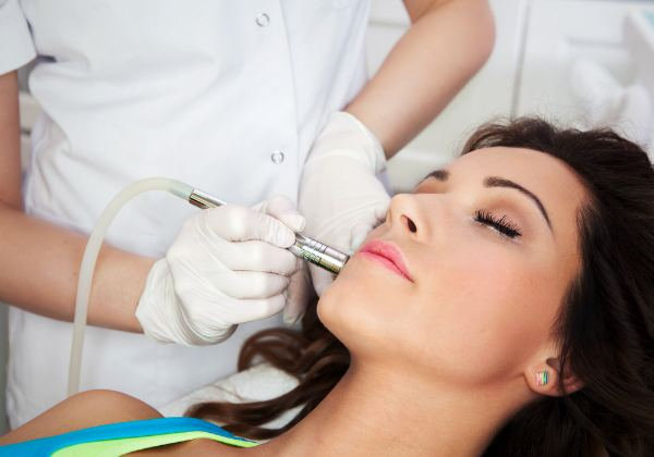photoaging can be treated with Laser Skin Treatments