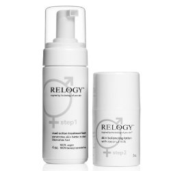 Relogy Natural Acne Treatment Kit