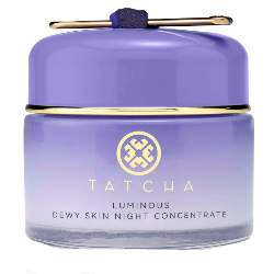 Tatcha Luminous Overnight Concentrate Review
