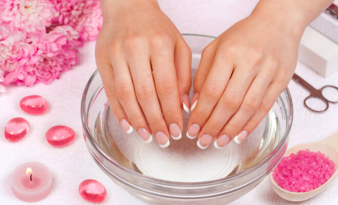 Treating You Nails Properly Can Avoid Dry Skin Around Nails