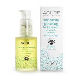 Acure Seriously Glowing Facial Serum Review